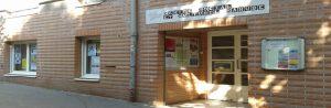 facade du centre social et culturel danube