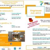 Programme JUIN1